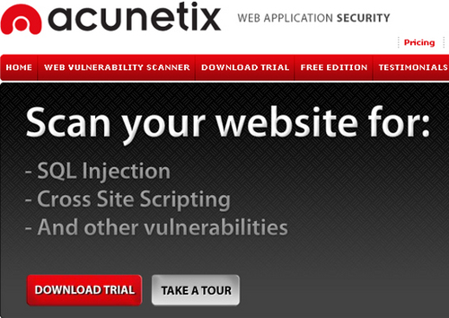 Product picture Acunetix Web Vulnerability Scanner Consultant Edition